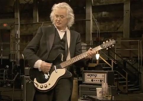 Jimmy Page - Danelectro 59