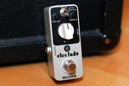 Mooer Eleclady (Electric Mistress clone)
